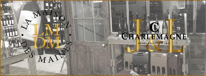 Maison Charlemagne et Maison des Maines