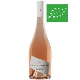 Pointe du Diable Rosé, Grenache Cinsault, 2017, BIO